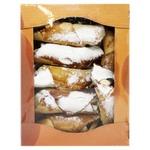 Печенье Рядинская Конвертик джем с топленым молоком 500г