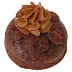 Пирожное Valencia Фондан шоколадный 120г