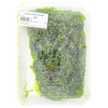 Салат из морских водорослей Вакаме весовой