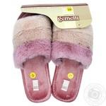 Gemelli Women's Home Slippers s36-40 in Assortment