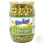 Bim-Bom Special Green Peas 510g