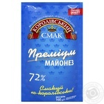 Korolivsky Smak Premium Mayonnaise 72% 160g