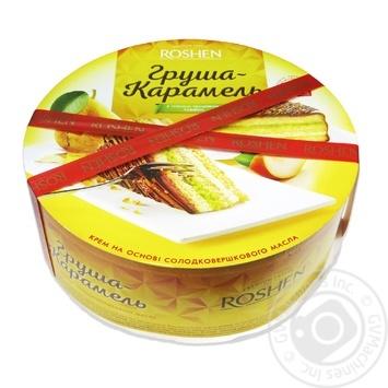 Торт Рошен Груша-карамель 850г