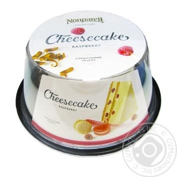 Торт Nonpareil Cheesecake с малиной 1кг