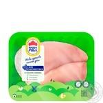 Филе Наша Ряба цыпленка-бройлера охлажденное упаковка РЕТ ~ 500г - купить, цены на МегаМаркет - фото 1