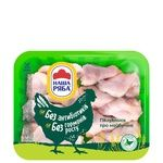 Nasha ryaba chicken's wing shoulder part chilled (PET Pack ~ 1,1kg) - buy, prices for Auchan - image 1