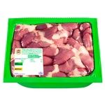 Nasha Ryaba Broiler Chicken Heart Chilled Vacuum Packing 650g