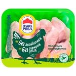Крыло Наша Ряба цыпленка-бройлера охлажденное (упаковка PET ~1,1 кг)