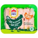 Мясо голени Наша Ряба цыпленка-бройлера охлажденное (упаковка РЕТ ~1,1кг)