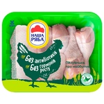Nasha Ryaba chilled chicken drumstick and thigh mix (packaging ~1,1kg)