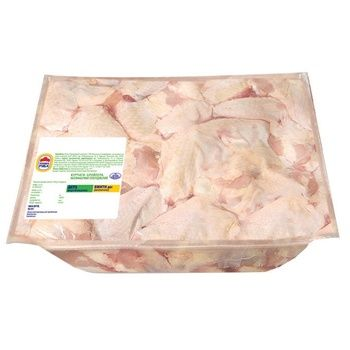Nasha Ryaba Chilled Broiler Chicken Thigh vacuum packaging ~4kg
