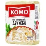 Komo Druzhba Processed Cheese 55% 75g