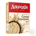 Dobrodia oat flakes 700g - buy, prices for Novus - image 1