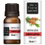 Flora Secret Essential Oil Tea Tree 10ml - buy, prices for Auchan - photo 1