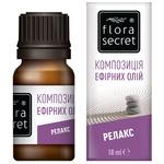 Flora Secret Mixture of Essential Oils Relax 10ml