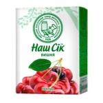 Cherry nectar Nash Sok 200ml