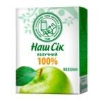 Apple juice Nash Sok 200ml