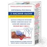 Клетчатка Golden kings of Ukraine растительная из семян льна диетическая добавка 190г - купить, цены на Ашан - фото 1