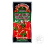 Паста томатна Королівський Смак Власівська 70г
