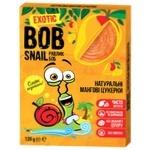 Цукерки  Bob Snail мангові натуральні 120г