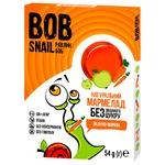 Мармелад Bob Snail яблоко-морковь без сахара 54г