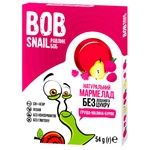 Bob Snail Marmelade pear-raspberry-beet without sugar 54g