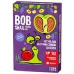 Цукерки Bob Snail яблучно-сливові 60г