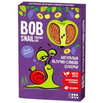 Конфеты Bob Snail яблочно-сливовые 60г - купить, цены на СитиМаркет - фото 1