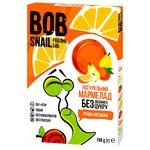 Мармелад Bob Snail груша-апельсин без цукру 108г