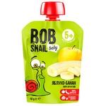 Пюре Snail Bob яблоко-банан детское 90г