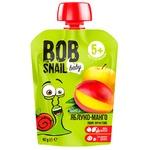 Пюре Snail Bob яблоко-манго детское 90г