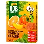 Конфеты Bob Snail из хурмы и апельсина натуральные 60г