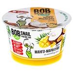 Bob Snail Mango Passion Fruit Dessert with Coconut Cream 180g