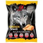 Alpha Spirit Snacks for Dogs with Chicken Taste 50g