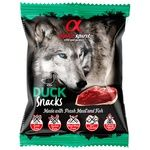Alpha Spirit Snacks for Dogs with Duck Taste 50g