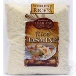 Рис World's rise Жасмин 5кг