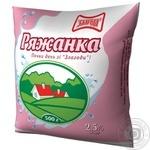 Ряжанка 2,5% Злагода п/п 500мл