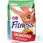 Готовый завтрак Нестле Фитнес из цельной пшеницы с фруктами 450г Польша - купить, цены на Novus - фото 1