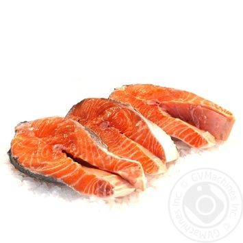Steak Salmon - buy, prices for Auchan - image 2
