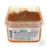 Salad carrot Bravita shredded 400g