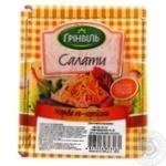 Салаты Гринвиль морковь по-корейски 350г