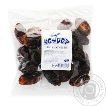 Condor Dried Fruits Dates - buy, prices for Auchan - photo 2