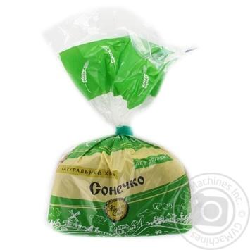 Хлеб Житняя Сила Солнышко нарезной 500г - купить, цены на Ашан - фото 1