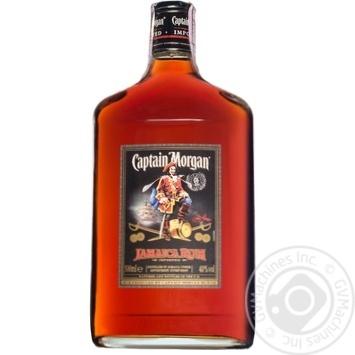 Captain Morgan Dark Rum 40% 0,5l - buy, prices for Novus - image 1