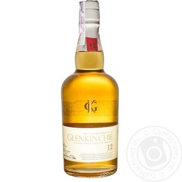 Віскі Glenkinchie 12 років 43% 0,7л коробка - купити, ціни на Novus - фото 3