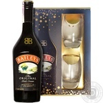 Baileys box + 2 glass 0,7L