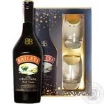 Ликер Baileys + 2 стакана 700мл