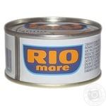 Рыба тунец Рио маре консервированная железная банка