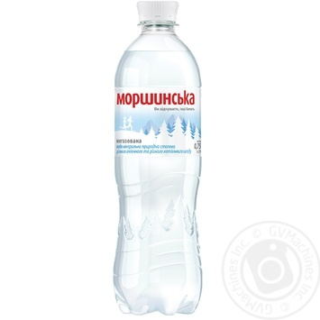 Still natural mineral water Morshynska 0,75l - buy, prices for Novus - image 1
