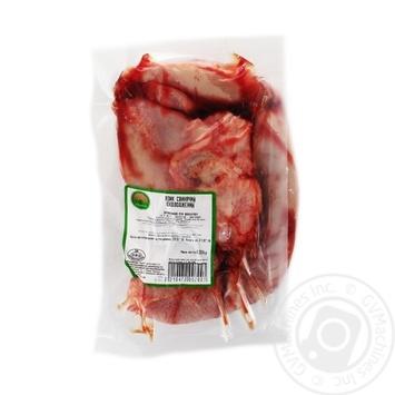 Язык свиной Мясная весна охлажденный - купить, цены на Ашан - фото 2